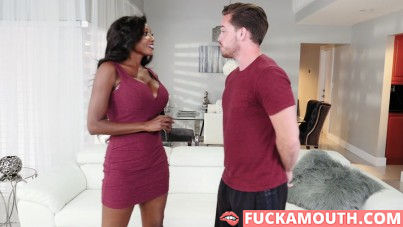 Diamond Jackson, seduced by a cougar