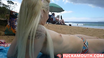 Hawaii with Elsa Jean