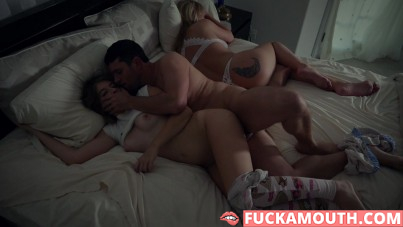 i fuck my stepdaughter while my wife sleeps