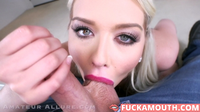 masterful blowjob by two cuties