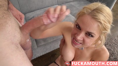 MILF is hungry for cock