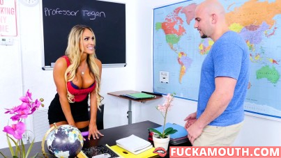 teacher masturbates in the classroom!