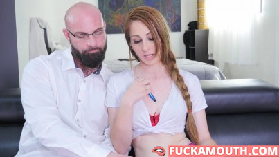 young lady wants to fuck her tutor